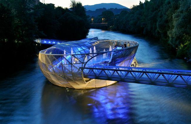 Graz-Austria-bridge-1