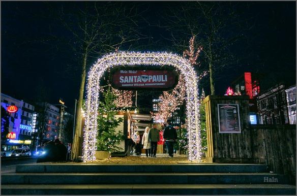 St Pauli Weihnachtsmarkt öffnungszeiten.Weihnachtsmarkt Santa Pauli Auf Der Reeperbahn Hello Creatives